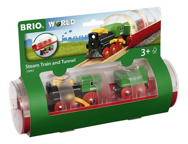 Image pour BRIO World 33892 Train à vapeur et tunnel à partir de DreamLand