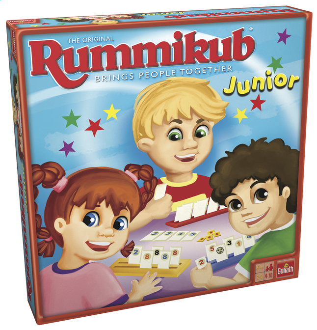 Afbeelding van Rummikub Junior from DreamLand