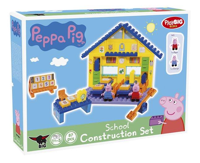 Peppa Pig Playbig Bloxx School Ontdek Elke Dag Straffe Deals En Leuke Nieuwigheden Bij Dreamland