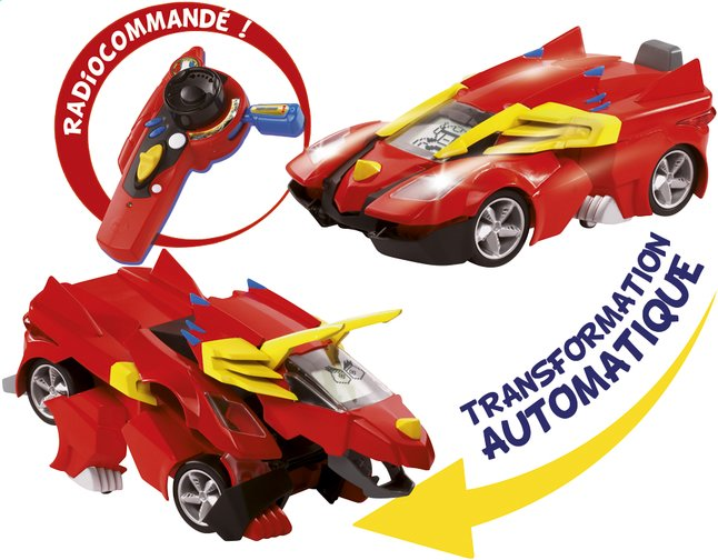 Afbeelding van VTech Switch & Go Dinos Turbo Triceratops RC FR from DreamLand