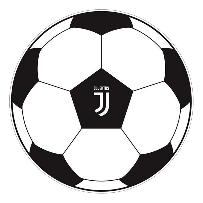 Afbeelding van Kussen Juventus rond from DreamLand