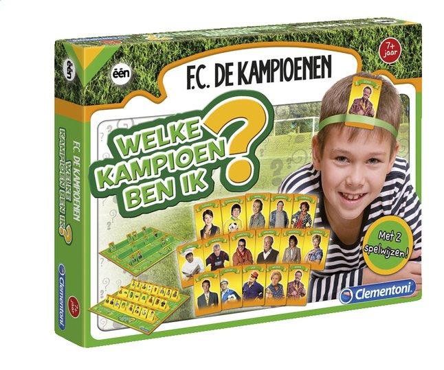 Afbeelding van F.C. De Kampioenen - Welke Kampioen ben ik? from DreamLand