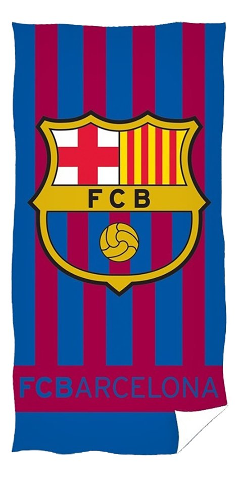 Afbeelding van Strandlaken FC Barcelona 70 x 140 cm from DreamLand