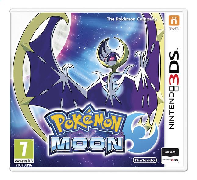 Afbeelding van Nintendo 3DS Pokémon Moon ENG from DreamLand