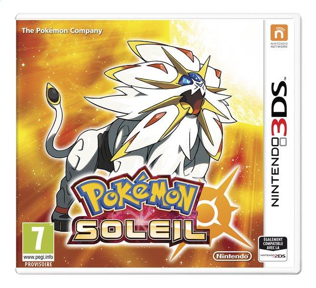 Image pour Nintendo 3DS Pokémon Soleil FR à partir de DreamLand