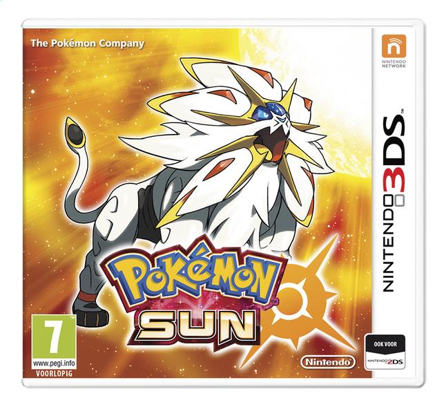 Nintendo 3DS Pokémon Sun ENG