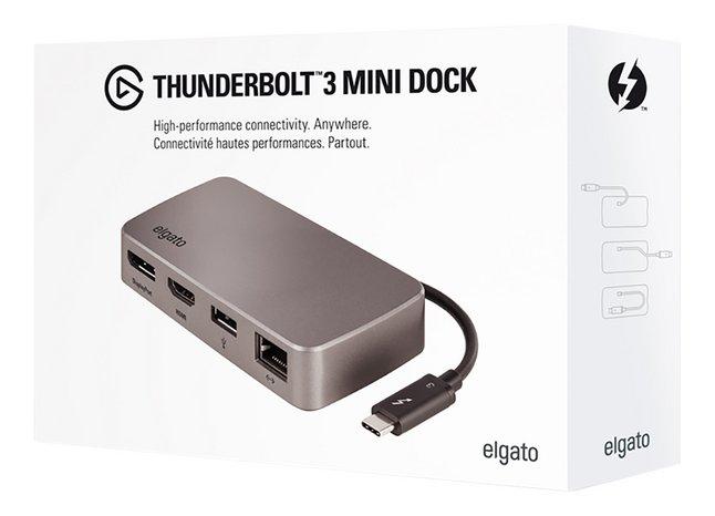 Elgato Thunderbolt 3 Mini Dock