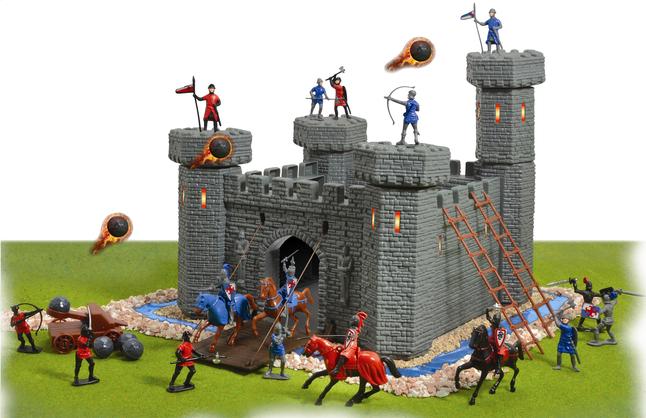 Afbeelding van Speelset kasteel from DreamLand