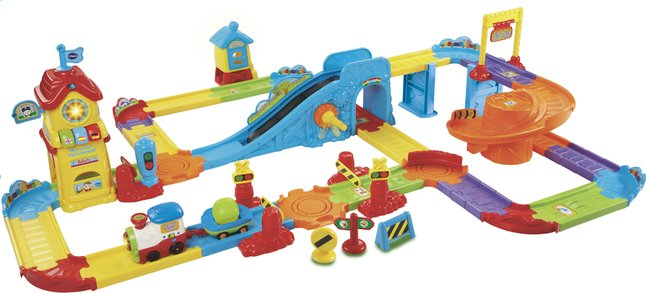 Afbeelding van VTech Tchou Tchou Bolides Mon circuit train interactif FR from DreamLand