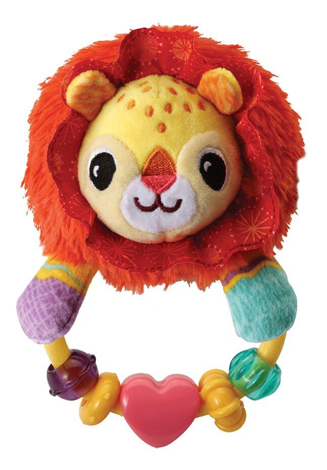 VTech Baby rammelaar Leeuw