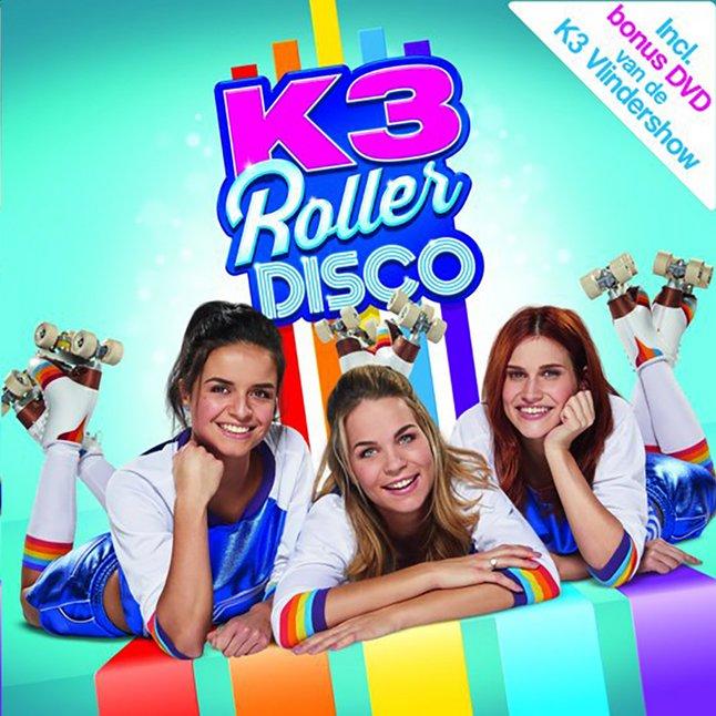 Afbeelding van Cd K3 Roller Disco from DreamLand