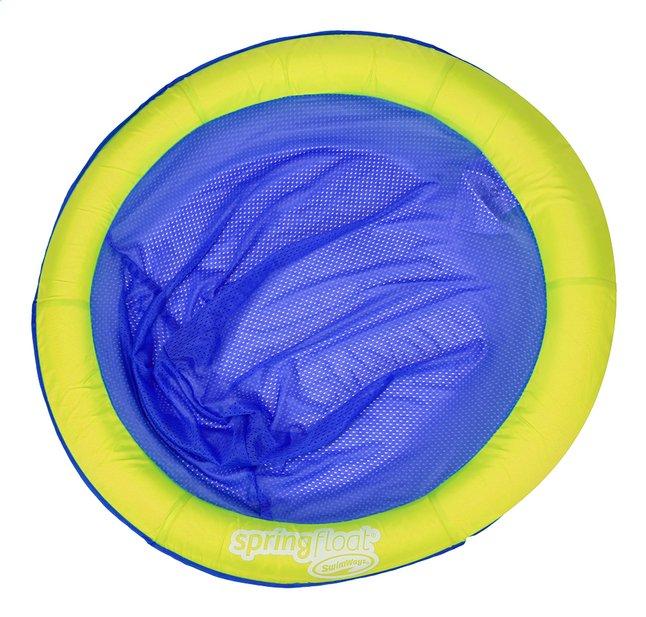 Afbeelding van Swimways luchtzetel voor 1 persoon Papasan geel from DreamLand