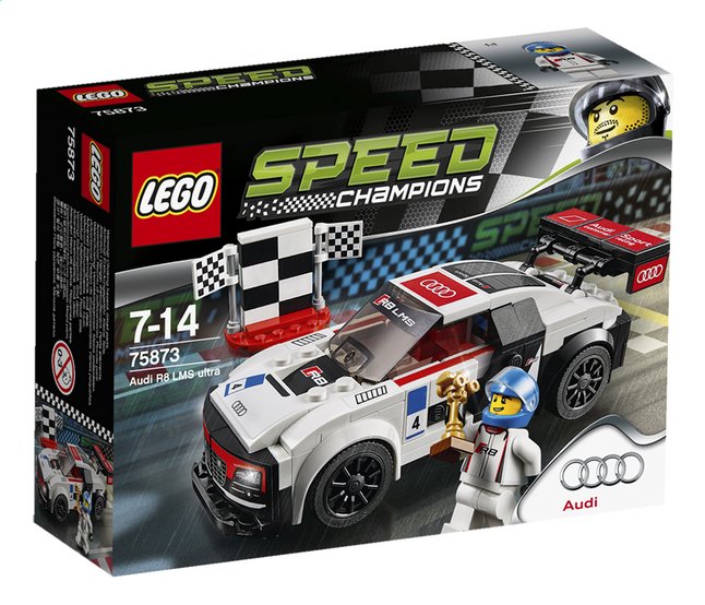 Afbeelding van LEGO Speed Champions 75873 Audi R8 LMS ultra from DreamLand