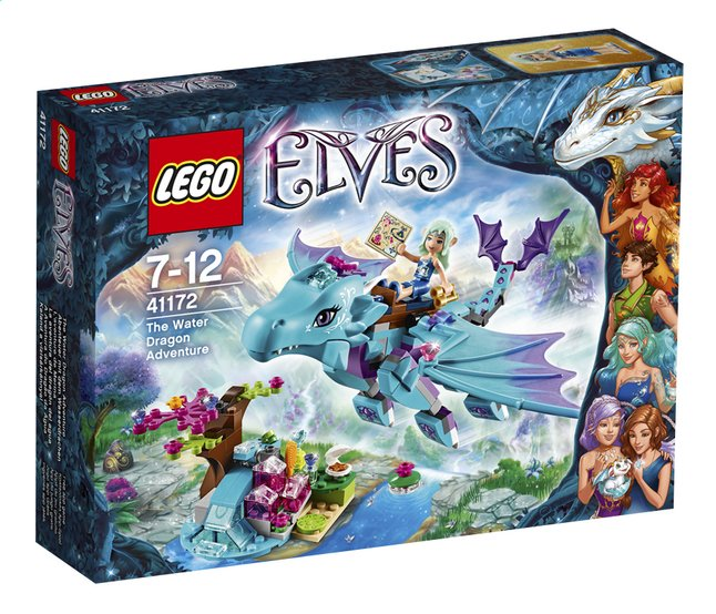 Image pour LEGO Elves 41172 L'aventure de Merina à partir de DreamLand