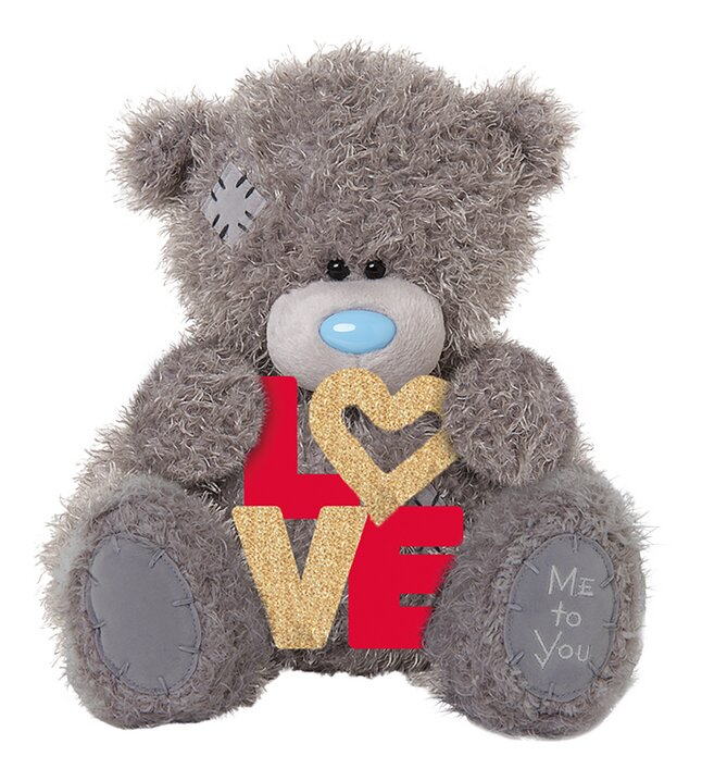 Me to You knuffel Love 24 cm