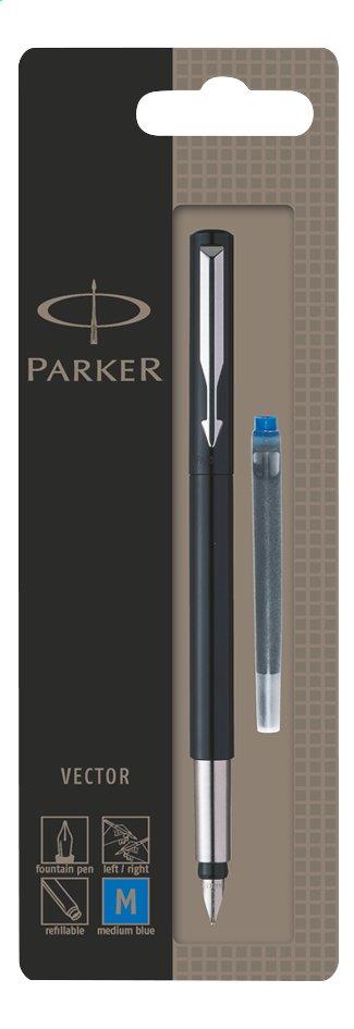 Afbeelding van Parker vulpen Vector zwart from DreamLand