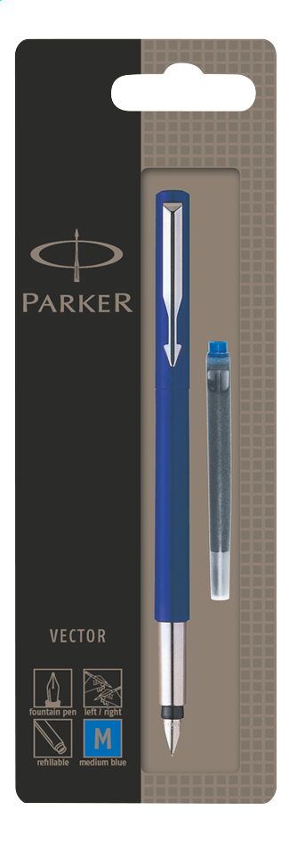 Afbeelding van Parker vulpen Vector blauw from DreamLand