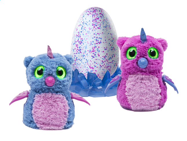 Image pour Hatchimals Owlicorns à partir de DreamLand