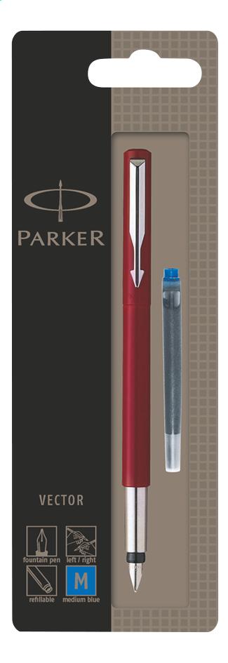 Afbeelding van Parker vulpen Vector rood from DreamLand