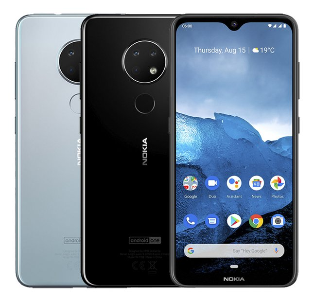 Nokia smartphone 6.2