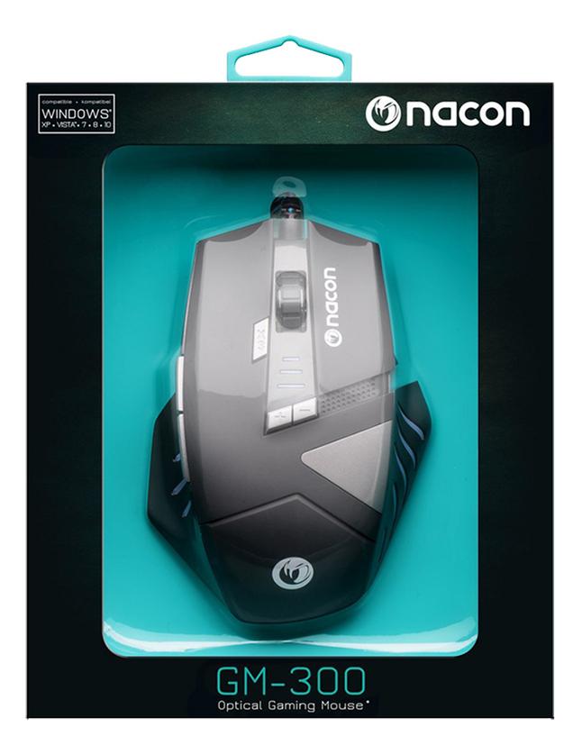 Afbeelding van Nacon Muis Optical Gaming - GM-300 from DreamLand
