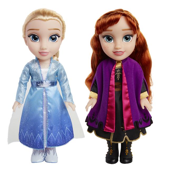Pop Disney Frozen II Anna & Elsa zingen
