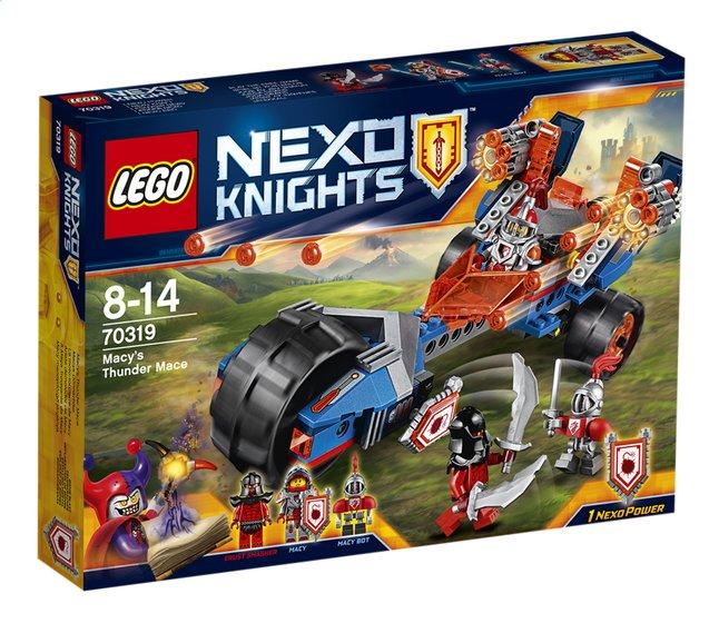 Image pour LEGO Nexo Knights 70319 La moto-tonnerre de Macy à partir de DreamLand
