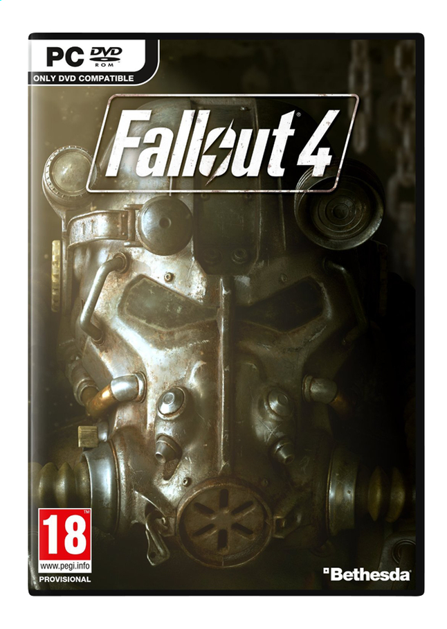 Afbeelding van Pc Fallout 4 ENG from DreamLand