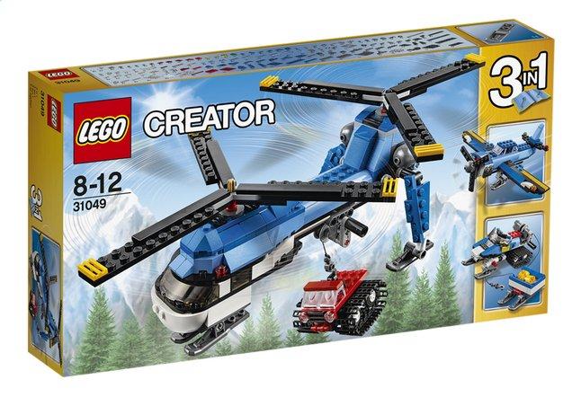 Afbeelding van LEGO Creator 31049 Dubbel-rotor helikopter from DreamLand