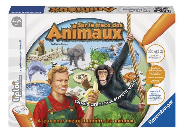 Afbeelding van Tiptoi Sur la trace des animaux FR from DreamLand
