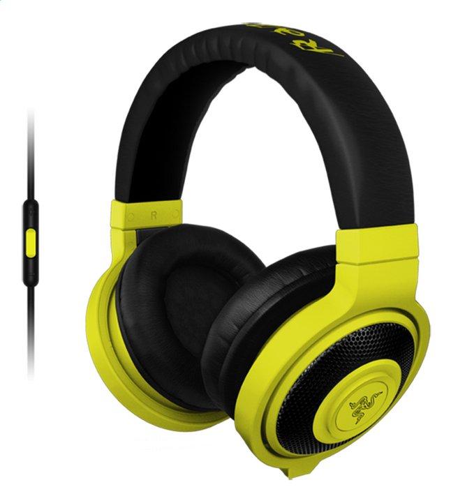 Image pour Razer casque-micro Kraken Mobile Neon jaune à partir de DreamLand