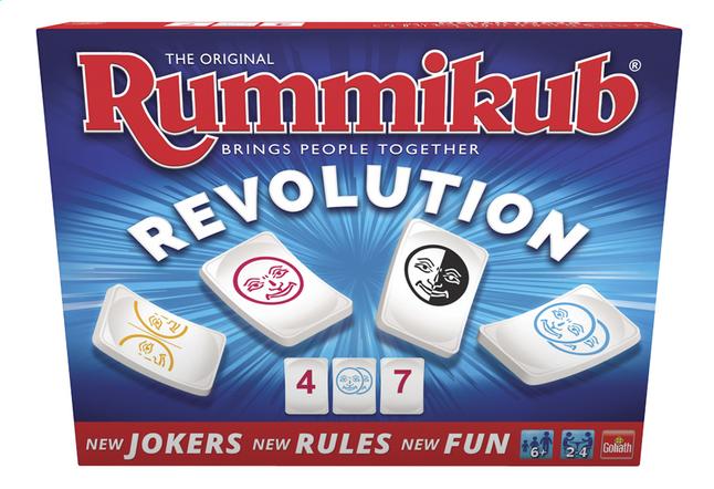 Image pour Rummikub Revolution à partir de DreamLand