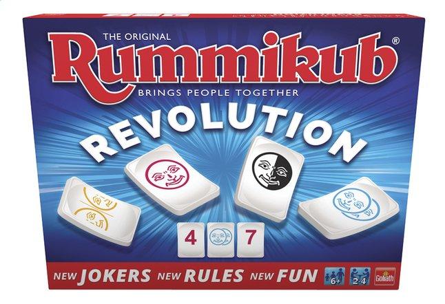 Afbeelding van Rummikub Revolution from DreamLand