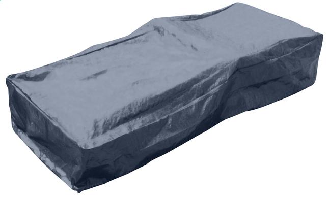 Afbeelding van Outdoor Covers beschermtas voor tuinkussens L 125 x B 32 x H 50 cm polyester/pvc from DreamLand