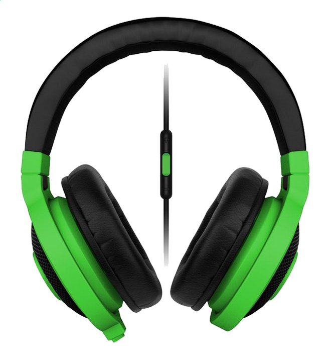 Image pour Razer casque-micro Kraken Mobile Neon vert à partir de DreamLand