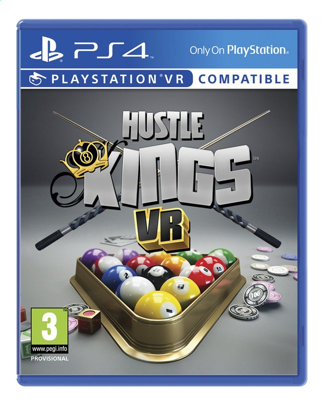 Image pour Hustle Kings VR PS4 FR/ANG à partir de DreamLand