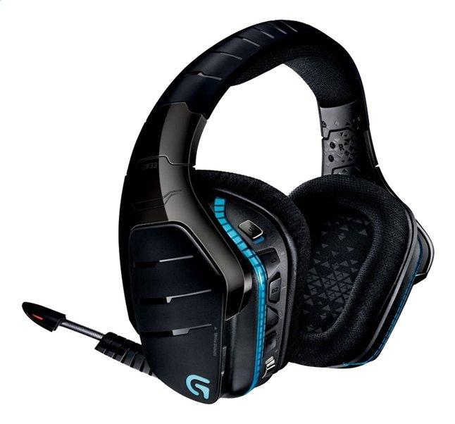 Afbeelding van Logitech headset Artemis spectrum G933 zwart from DreamLand