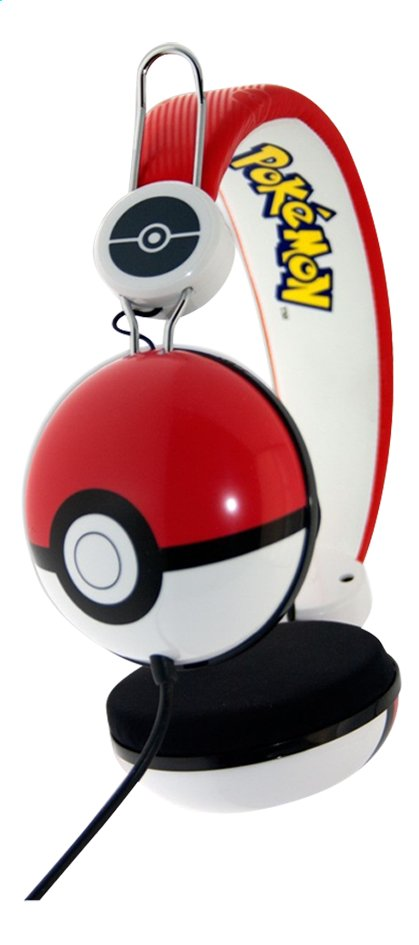 Casque Pokémon Pokéball