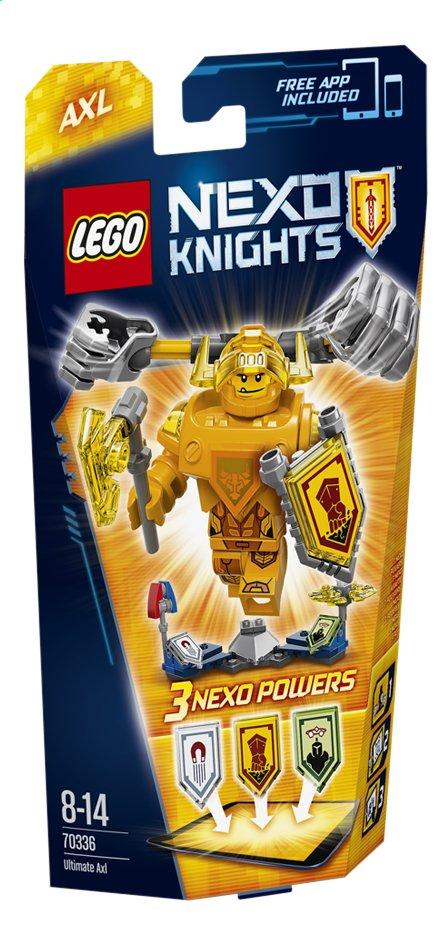 Image pour LEGO Nexo Knights 70336 Axl, l'Ultime chevalier à partir de DreamLand