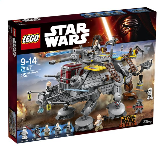 Afbeelding van LEGO Star Wars 75157 Captain Rex's AT-TE from DreamLand