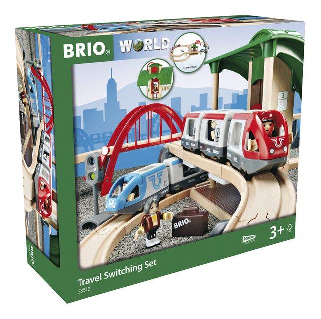 Image pour BRIO World 33512 Circuit plateforme voyageurs à partir de DreamLand