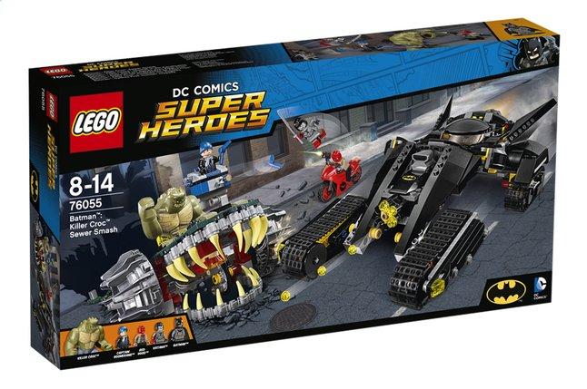 Image pour LEGO Super Heroes 76055 Batman : choc dans les égouts avec Killer Croc à partir de DreamLand