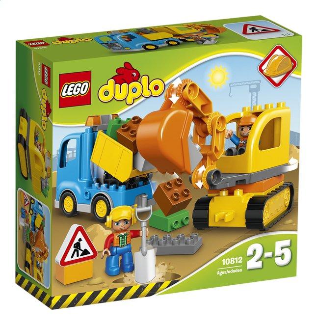 Afbeelding van LEGO DUPLO 10812 Rupsband-Graafmachine from DreamLand