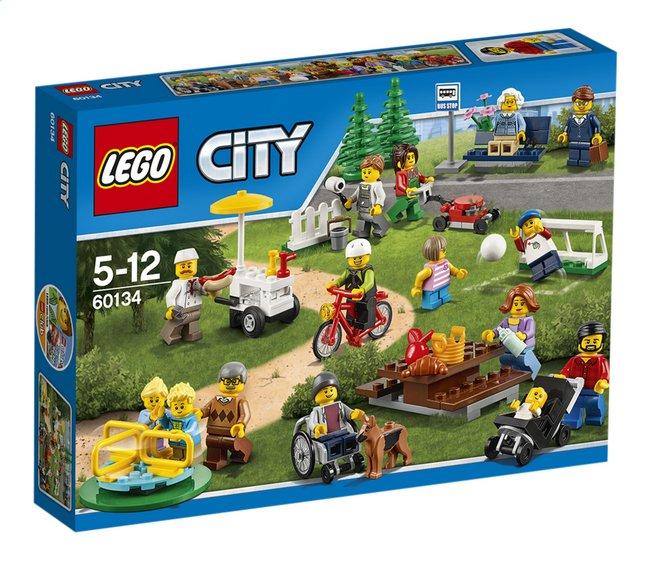 Afbeelding van LEGO City 60134 Plezier in het park from DreamLand