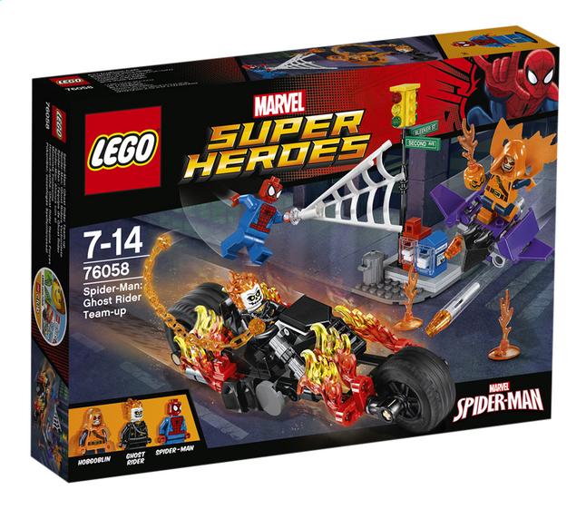 Afbeelding van LEGO Super Heroes 76058 Spider-Man: Ghost Rider samenwerking from DreamLand