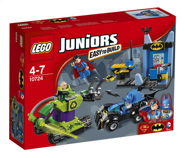 Afbeelding van LEGO Juniors 10724 Batman & Superman vs Lex Luthor from DreamLand