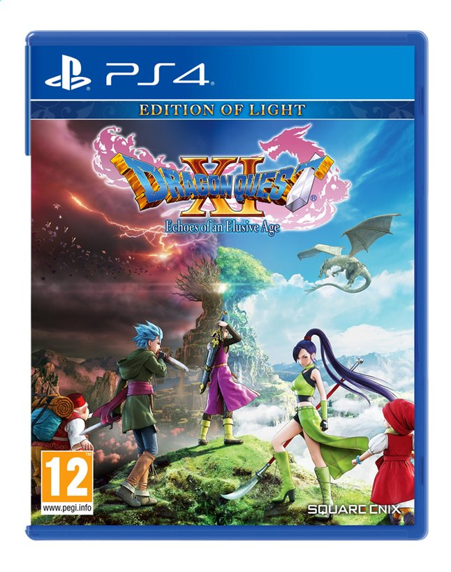 Afbeelding van PS4 Dragon quest XI Echoes of an Elusive Age ENG/FR from DreamLand