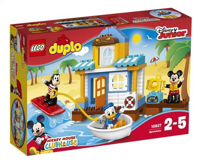Image pour LEGO DUPLO 10827 La maison à la plage de Mickey et ses amis à partir de DreamLand