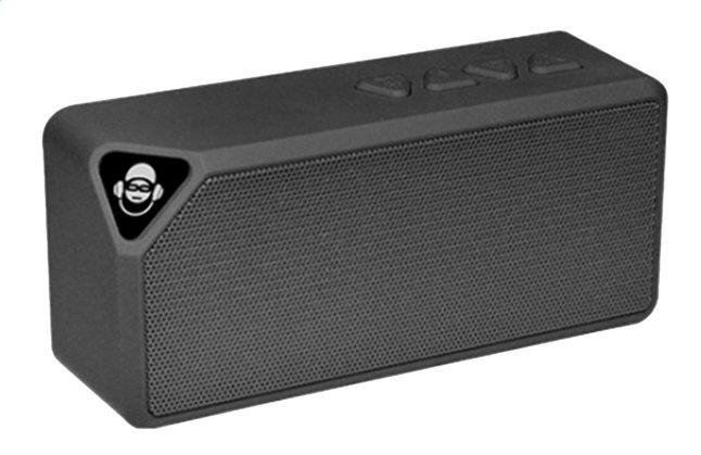 Image pour iDance haut-parleur Bluetooth Mini Blaster BM-1 noir à partir de DreamLand