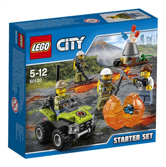 Image pour LEGO City 60120 Ensemble de démarrage du volcan à partir de DreamLand